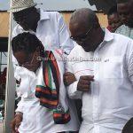 President Mahama,Lordina At NDC Manifesto Launch -Pictures