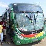 BRT buses registered