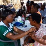 HEALTH SCREENING BY YOUNG PROFESSIONALS AT HLEFI