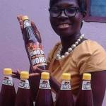 "Esther Ama Arthur-Don …""I resigned from teaching to sell honey"""