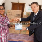Japanese Companies donate medical equipment to Lordina Foundation