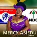 Kumawood Actress Mercy Asiedu Rejects Nana Addo