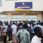 DKM CUSTOMERS ANGRILY WELCOME NANA ADDO TO BRONG AHAFO REGION