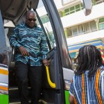 Government Strengthens STC With New Buses (Pics)