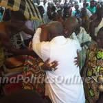 Yeji Omanhene advocates second term for president Mahama (Videos)