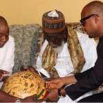 Palmer-Buckle, Chief Imam endorse Ghana + Peace Campaign