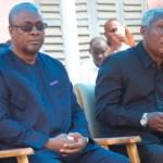 E.T. Mensah not sabotaging us - NDC