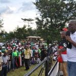 "Veep Amissah-Arthur Ends Central Regional ""Touching Base"" Campaign Tour"