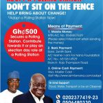 Afoko Vindicated! Akufo-Addo Creating multiple Bank accounts to build up cash for his own foundation...