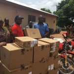 Deputy Power Minister John Jinapor supports to Central Gonja GES