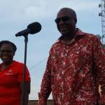 President Mahama Interacts with GBC's Sunrise FM Today