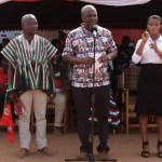 Presidency is not about experiment -John Mahama (Audio)
