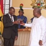 Cuban Ambassador lauds President Mahama support