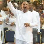 God's hand on Ghana –President  Mahama