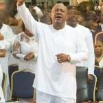 God's hand on Ghana –President  Mahama