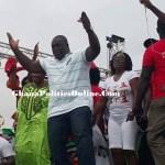 Sam George shines as NPP candidate fails to show up for Ningo-Prampram debate