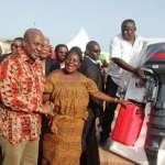 President Mahama commissions fish processing plant in Elmina