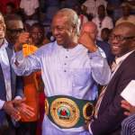 President Mahama is ready to become Champion of Ghana (Photos)