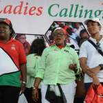Mahama ladies holds final mammoth rally in style