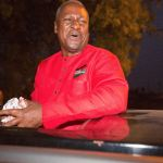 President Mahama Begins 3-Day Campaign Tour Of Upper East Region