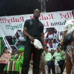 We're home to rally support for Mahama – Freddy Kotogbor NDC London south Youth organiser