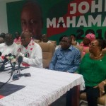 Defend yourselves when attacked - Portuphy to NDC supporters