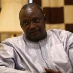 Gambia's Barrow to visit Ghana, Liberia and Nigeria