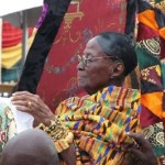 Kumasi goes dead as Asantehemaa goes home