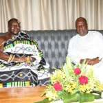 Here is why Mahama copied Asantehene in withdrawal letter