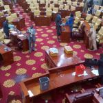 Speaker Mike Oquaye sworn in as acting president