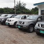 Over 60 'missing' State vehicles found in NPP member's house