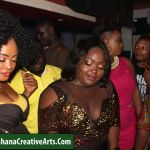 Video: African City Restaurant Hosts Actress Roselyn Ngissah On A Surprise Birthday Party