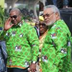 I don't have a problem with Rawlings – John Mahama
