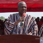 John Mahama did his best -Alban Bagbin