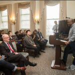 John Mahama's popularity soars in U.S as American Universities chase him with appointments