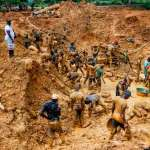 4 killed in galamsey pit collapse