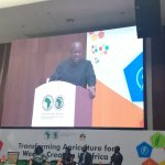 Agriculture is 'cool' - John Mahama to African youth