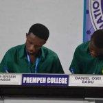 Prempeh wins NSMQ17; Aquinas resurge late; Adisco new 'Sargeant Lees'