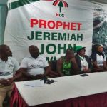 John Mahama's meeting with the Greater Accra regional executives, illegal - Action Movement