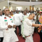 NDC attends thanksgiving service (Full Video)