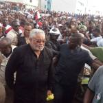 Former President Rawlings is new ambassador for AMA sanitation campaign