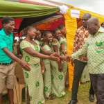 Seize the opportunity, free SHS is coming- Prez tells BECE candidates
