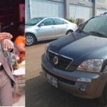 Counsellor Lutterodt gets Kia Sorento as gift from Prophet Badu Kobi