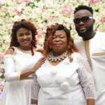 Nana Ama McBrown shows off mother-in-law