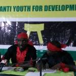 Allow Exton Cubic to work -Ashanti Youth for Development ( A.Y.D )
