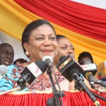 BREASTFEED BABIES AS LONG AS NECESSARY -FIRST LADY URGES MOTHERS