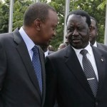 President Uhuru leading by 55% after nearly 6 million votes counted
