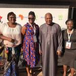Mahama in Morocco for women in agriculture summit (Pictures +Videos)