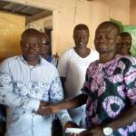 Hon Isaac Adongo donates to Upper-East Regional Chief Imam