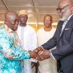 Ministry of Information reveals how easy it is to meet Akufo-Addo